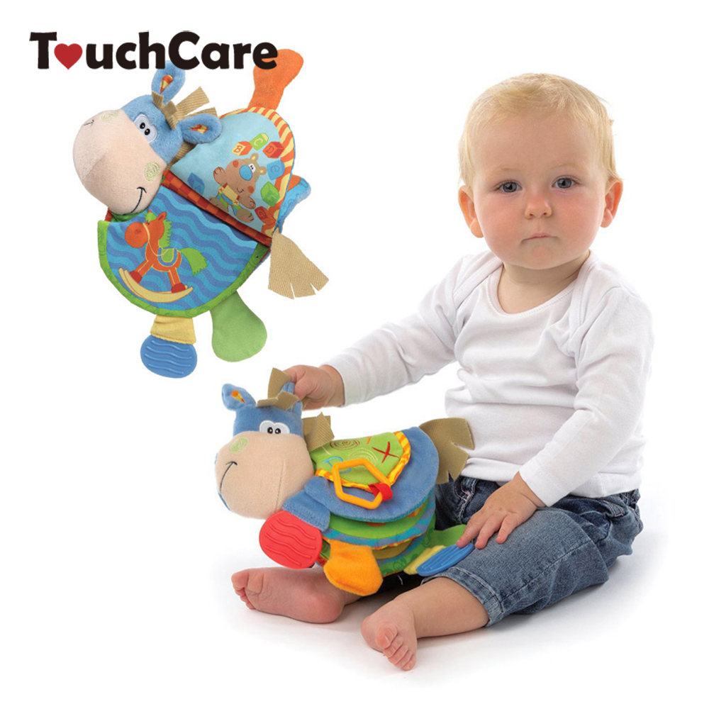 Learning And Development Toys : Aliexpress buy animal cloth book baby toys
