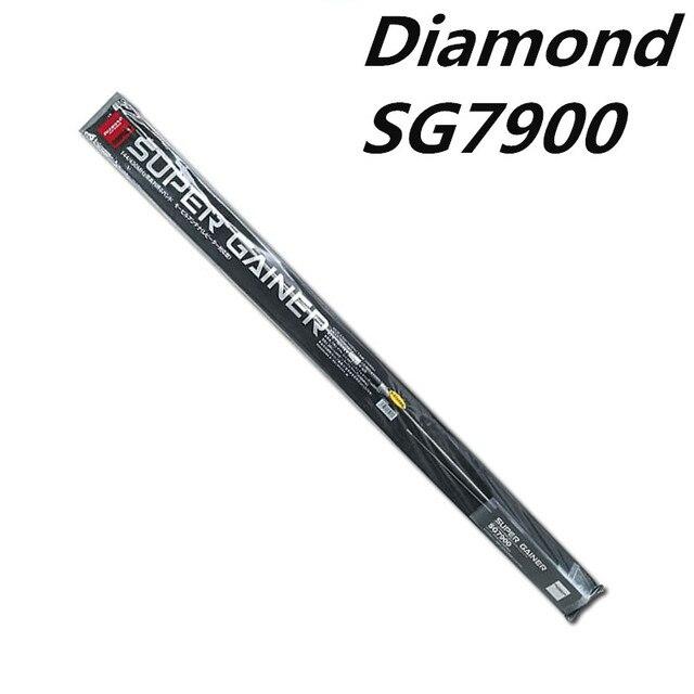 יהלומי SG 7900 Dual band אנטנה 5.0dB (144MHz) 7.6dB(430MHz) 1.58M נייד אנטנת 144/430Mhz SG7900