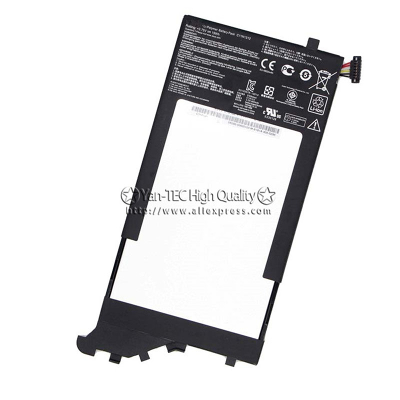 3.75V 19Wh Original Laptop Battery for ASUS Notebook TX201LA Free Shipping Genuine C11N1312 Batteries