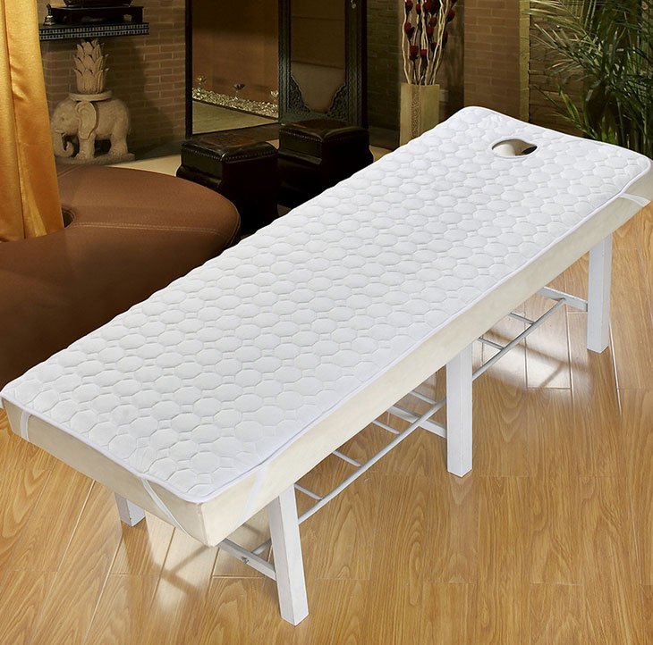 10pcs/lot Non-slip Medical Massage Bed Pad Beauty Salon SPA Dedicated Massage mattress Beauty Health 900pcs cots disposable latex sets rubber non slip labor beauty massage nail profiling tattoo white finger cot