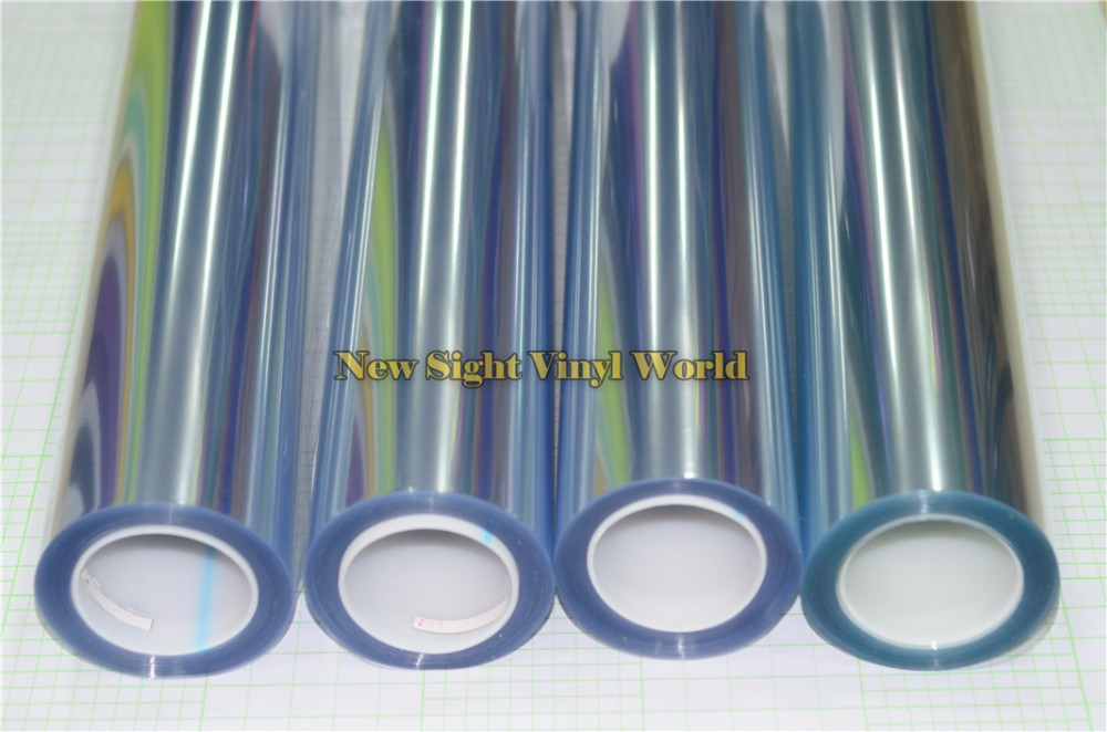Excellente qualité 3 couches brillant PPF clair Film de Protection de peinture de voiture pour Auto taille de l'emballage: 1.52*15 m/Roll