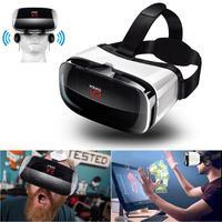 VR Glasses VR Original Box 3D Virtual Reality Glasses V6 Virtual Reality for iPhone Android Google Leather Cardboard Helmet Box