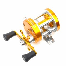 JEKOSEN CL25 Baitcasting Fishing Reel Ice Fishing Reel 1BB+1RB Bearing 3.8:1Gear Ratio