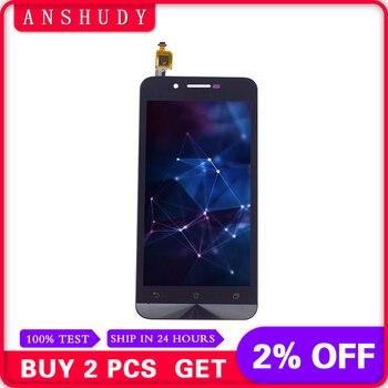 עבור ASUS Zenfone ללכת ZC500TG Z00VD LCD תצוגת לוח צג מודול + מגע מסך Digitizer חיישן זכוכית עצרת עם מסגרת