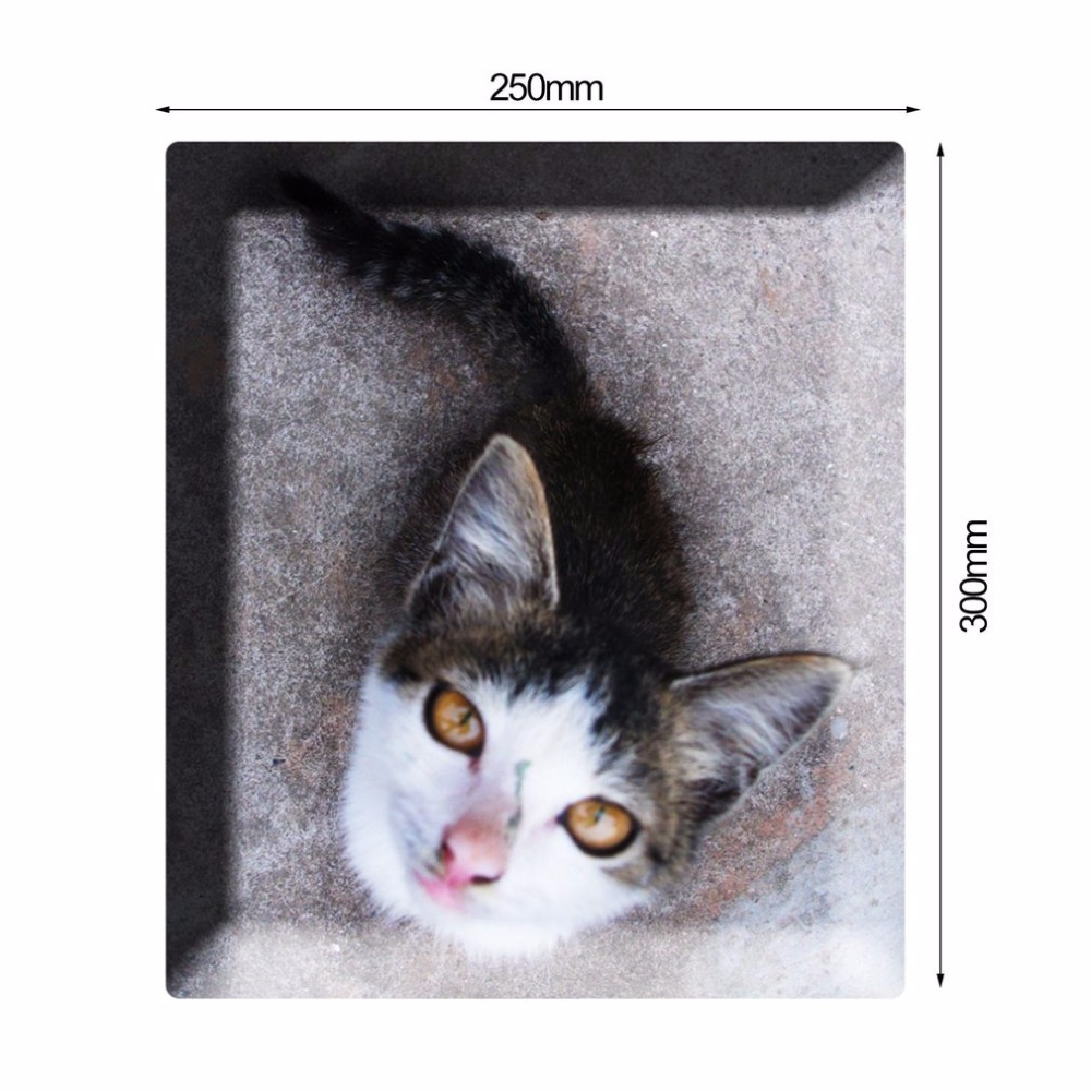 Mouse pad Hot Multicolor Picture Anti-Slip Laptop PC Mice Pad Mat Mousepad For Optical Laser Mouse Durable and stable easy clean
