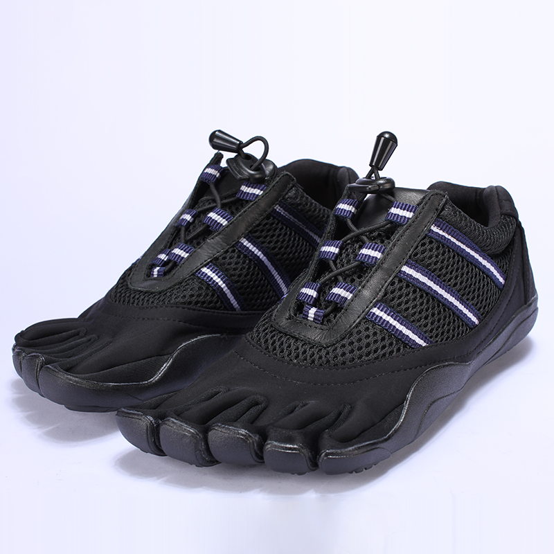 Big Size 45 44 Sale Yas Bae Design Rubber with Five Fingers Outdoor Slip Resistant Breathable Light Weight Sneakers For Men Boy