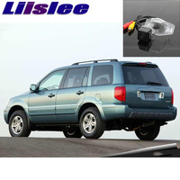 Liislee Car Camera For HONDA Pilot / MRV MR V MR V High Quality Rear View Back Up Reversing Camera For Fans Use | CCD + RCA