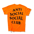 Anti Social Social Club t shirt i feel like pablo tee top eminem t-shirt kanye west shirt Unisex