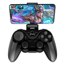 PG-9128 Bluetooth Game Controller PUBG Mobile Games Joystick Gamepad Handle For IOS Android Smartphone /PC/Tablet/Smart TV wireless gamepads bluetooth one key connection gamepad rocker pubg games controller joystick for android ios iphone smart phones