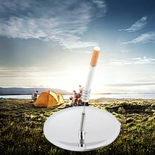Camping Survival Solar Lighter Waterproof & Windproof Fire Starter EDC Outdoor Emergency Tool Gear Sport kamp malzemeleri