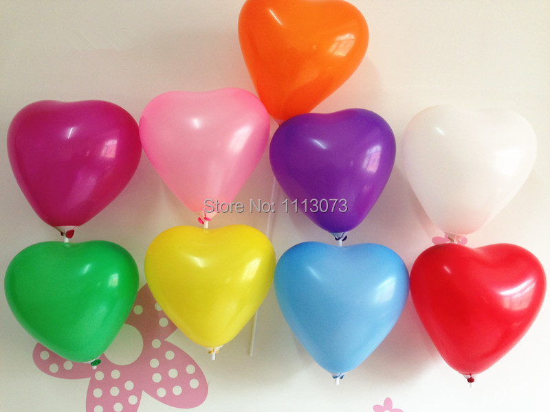 free shipping cheap latex balloons wholesale 100pcs balloons children party decoration birthday party decoration supplies ballon - Party Decoration Stores