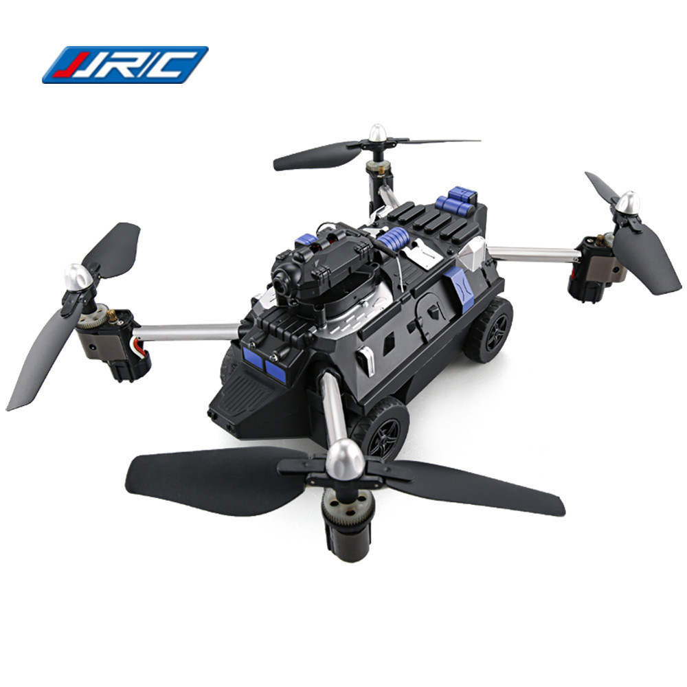 JJRC H40WH Mini Drone with 2MP Camera Wifi FPV Quadcopter RC Tank Helicopter Headless Mode Selfie Drones Smartphone Control Dron original jjrc h28 4ch 6 axis gyro removable arms rtf rc quadcopter with one key return headless mode drone