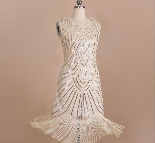 Aliexpress.com : Buy New Ladies beautiful Shining Sequin Tassel ...