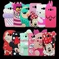"3D Silicon Minnie Unicorn Cupcake Lip Tiger Kitty Cat Cartoon Soft Phone Back Cover Case for Samsung Galaxy J510 J5 2016 5.2"""