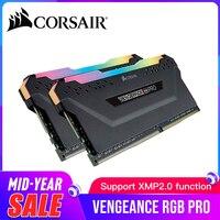 CORSAIR RGB PRO DDR4 RAM 8GB 3000MHz DIMM Desktop Memory Support Motherboard 8g 16g ddr4 3000 Mhz rgb ram 16gb 32gb