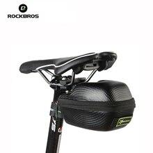 ROCKBROS Bicycle Bag Cycling Bike Saddle Bag Cycling Backpack MTB Seatpost Waterproof Saddle Tail Rear Bag