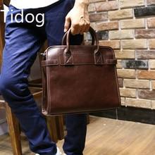 Tidogชายใหม่กระเป๋าแฟชั่นเกาหลีกระเป๋าสะพายกระเป๋าM Etrosexualน้ำที่เรียบง่ายกระเป๋าเอกสารกระเป๋า