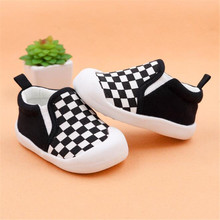 Baby Step Shoes men's and women's shoes 0-1 year old toddlers' shoes soft-sole anti-skid baby single shoes