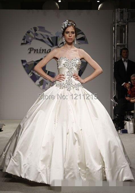 Trendy Design Sparkle 2016 Spring Pnina Tornai Dress Sweetheart ...