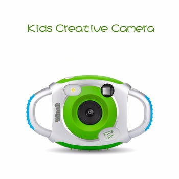 2017 Winait 1080P Kids Mini Camera 1.44'' Dispaly 4X Digital Zoom Support Hand-Free Multi-Languages 32GB Memory Card Digital Cam