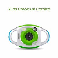 2017 Winait 1080P Kids Mini Camera 1.44'' Dispaly 4X Digital Zoom Support Hand Free Multi Languages 32GB Memory Card Digital Cam