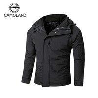 Зимние Военная Униформа флисовая куртка теплая Для мужчин Тактический Термальность дышащий капюшоном Для мужчин Куртки ветровка Водонепр