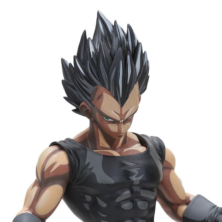 Manga Dragon Ball Z Vegeta Goku Gohan Broly Trunks Action Figures 34cm 21