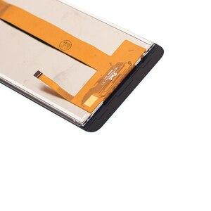 Image 4 - ل BQ BQS 5058 سترايك الطاقة سهلة LCD + شاشة اللمس الرقمية تحويل استبدال ل BQS 5058 BQ 5058 شاشة الكريستال السائل إصلاح أجزاء
