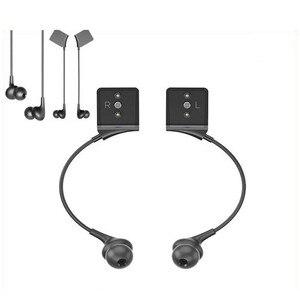 Image 4 - 1 זוג אוזניות עבור צוהר קרע/קרע CV1 VR אוזניות החלפת אוזניות בידוד רעש ב ear אוזניות צוהר קרע VR