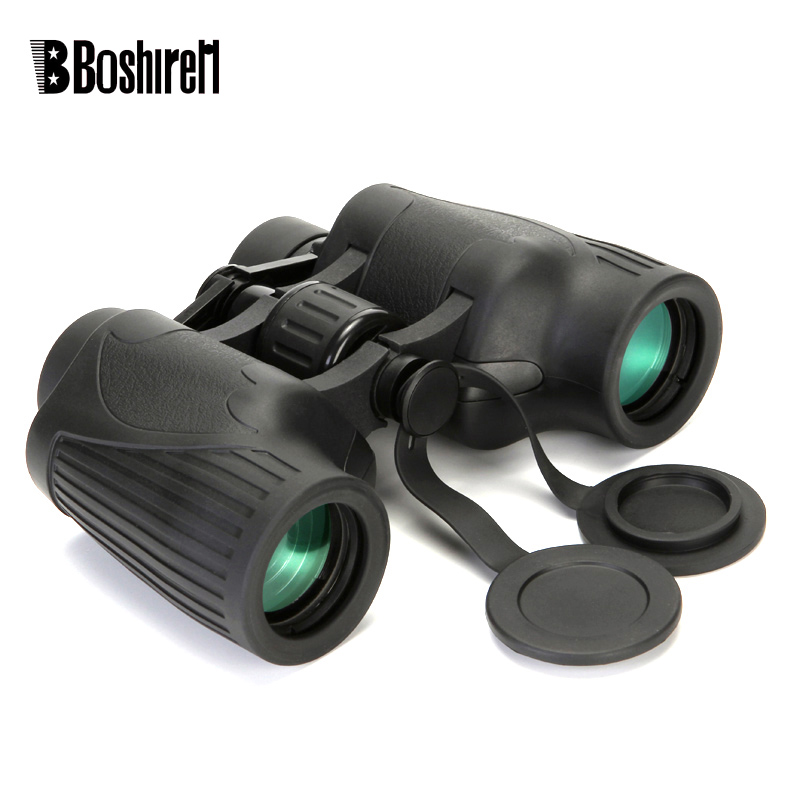 Boshiren High Power Binoculars 8x36 HD Telescope High Quality Large Eyepiece Wide Angle Binoculars Zoom For Hunting Camping