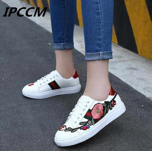 Zapatillas Mujer Casual Embroidery Shoes Woman Loafers Autumn Fisherman  Hemp Rope Flat Shoes Fashion Espadrilles Women c858ff85ecab
