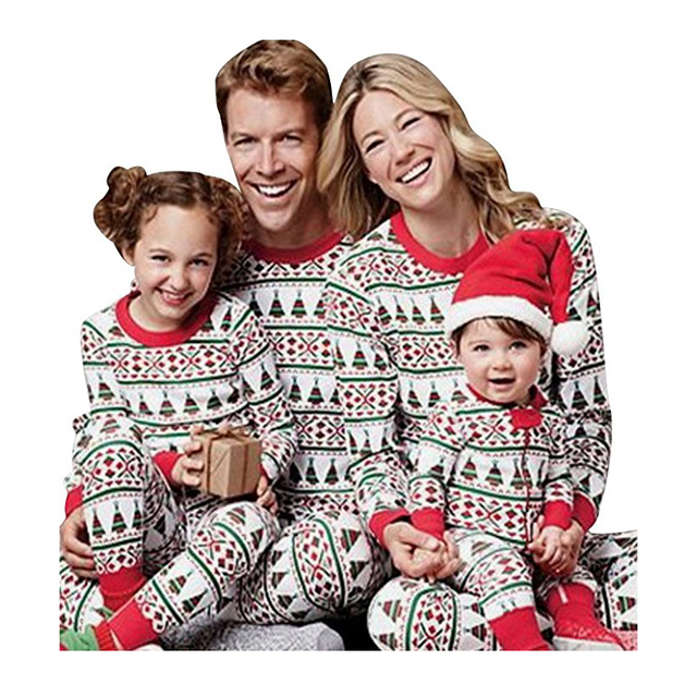 freeshipping matching family couples ladies sleepwear christmas pajamas kids baby boys deer pajama sets childrens pajamas
