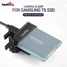 SmallRig Mount for Samsung T5 SSD Blackmagic Design Pocket Cinema Camera 4K / 6K cage  2245
