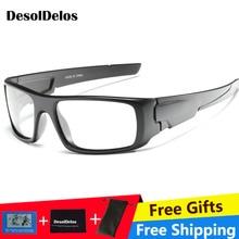 Photochromic Polarized Sunglasses Men Car Driving Goggles Sun Glasses Eyeglasses Lunettes De Soleil Pour Hommes Shades Men P015 fotoniobox лайтбокс панорамный летний лес 45x135 p015