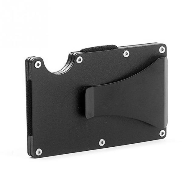 Aluminium Ultra-thin Protector Money Clip 3