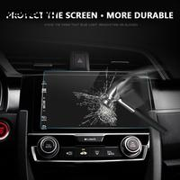 Vehemo 9H Mp5 Tempered Glass GPS Screen Protector Accessories Car DVD Protective Films Clear Premium Navigation