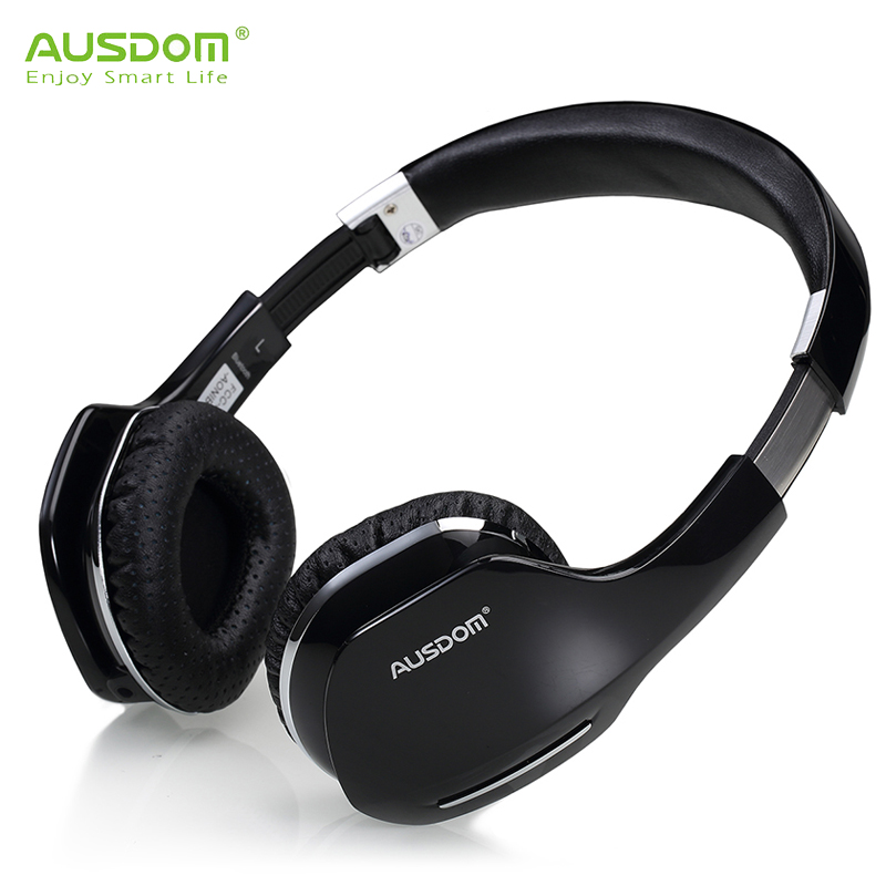 earphone review 2016 buy ausdom m07 foldable bluetooth headphone wireless stereo 4 0 headset. Black Bedroom Furniture Sets. Home Design Ideas