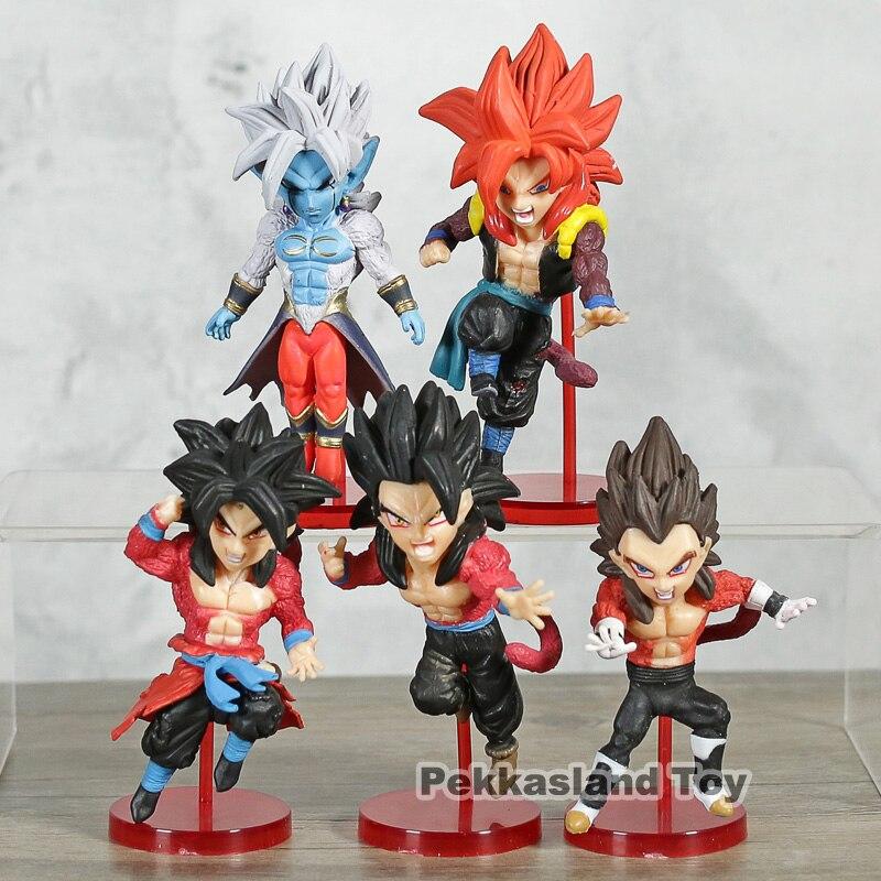 Buy wcf super dragon ball heroes vol 3 super saiyan 4 son goku gohan vegeta - Dragon ball gohan super saiyan 4 ...