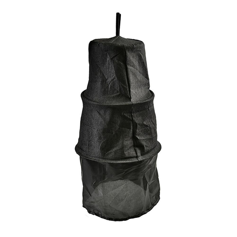 3 Layers Wild Bee Catching Cage Beekeeping Tools Thicken Canvas Fabric Wild Bee Swarm Trap Tempt Recruit Bee Collection Tool