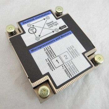 Server Processor heatsink 90Y2764 Heatsink for  BladeCenter HS23 94Y5261 CPU Cooler cooling Fan HS23 blade heat sink