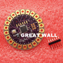 1pcs LilyPad 328 Main Board ATmega328P ATmega328 16M For Arduino