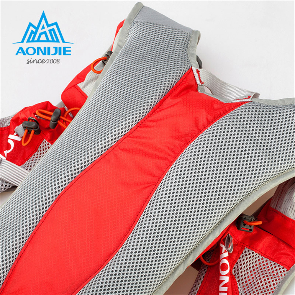Aonijie 12l Outdoor Sport Running Backpack Marathon Trail Hydration C930 15l Blue Vest Pack For 2l Water Bag Cycling Hiking E905 In Bags From Sports