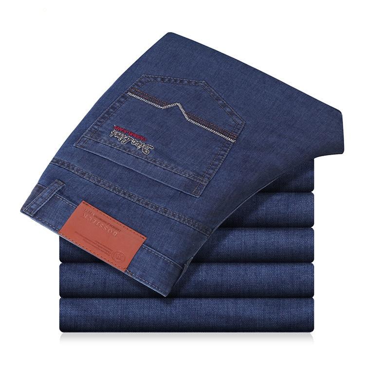 Free shipping  Men's casual Slim jean men leisure jeans pants long trousers straight men's denim jeans for man large  Size 29-38 new 2016 famous brand men jeans male pants casual stretch slim straight long man trousers jeans for men denim pants y433