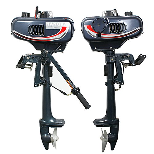 Free Shipping Chinese High Quality Low Price Seahorse Small Marine outboard motor 2 Stroke 3 5HP