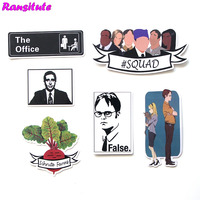 R274 46pcs/set The office sticker motorcycle and suitcase laptop sticker skateboard sticker mobile phone decoration decal