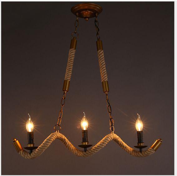 Butten Murale Lampe 3 Way-Industriel Rétro Vintage Style Marquage CE