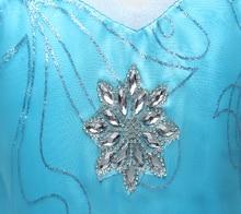 Elsa Princess Movie Cosplay Party Dress & Costume