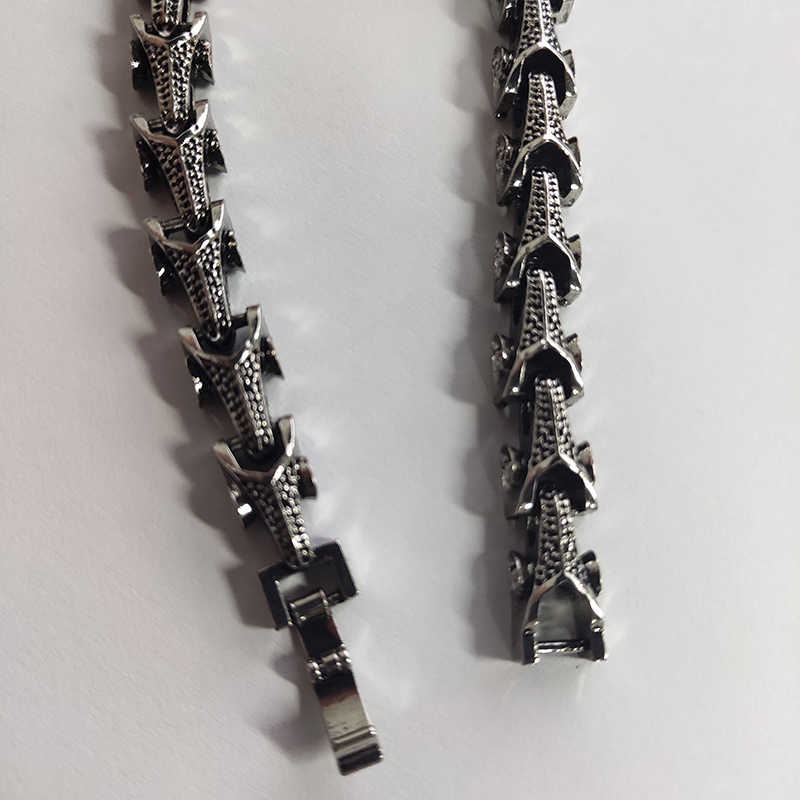 Подарки, распродажа, крутые мужские браслеты из нержавеющей стали с драконом, мужские браслеты в стиле панк-рок и Киль, мужские браслеты и браслеты, 2018 ювелирное изделие, нарукавная повязка