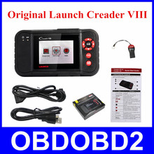 New Arrival Code Reader Uruchom Creader VIII Uruchom creader 8 100% Oryginalny ENG/W/ABS/SRS EPB SAS Lampka Resetuje Oleju