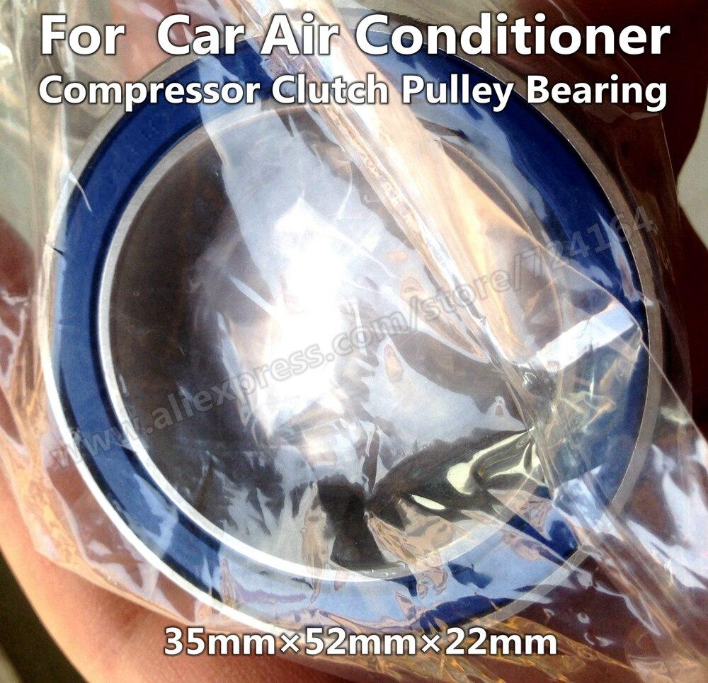 35*52*22mm Air Conditioner AC Compressor Clutch Pulley Bearing 35BD5222 DU DUU DUK DDU DAC35520022 ACB35520022 4607-3AC2RS Car